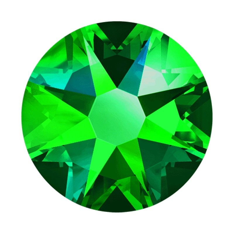 2058/2028 SS5 Emerald AB F (205 AB) SWAROVSKI ELEMENTS
