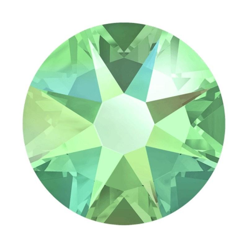 2058/2028 SS16 Fern Green AB F (291 AB) SWAROVSKI ELEMENTS