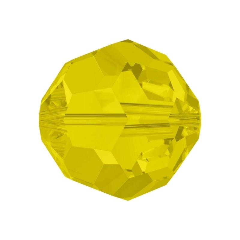 8MM Kollane Opaal (231) 5000 ümmargused helmed SWAROVSKI ELEMENTS