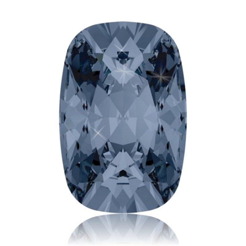 18x13mm Tanzanite F (539) Cushion Ehete Kristall 4568 Swarovski Elements