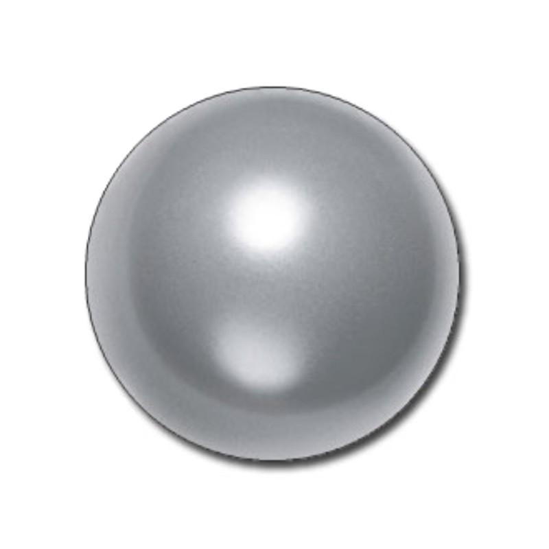 10MM Crystal Grey Pearl (001 731) 5810 SWAROVSKI ELEMENTS