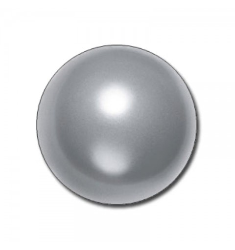 10MM Crystal Grey Pearl (001 731) 5810 SWAROVSKI ELEMENTS