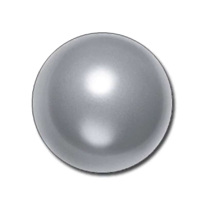 12MM Crystal Grey Pearl (001 731) 5810 SWAROVSKI ELEMENTS