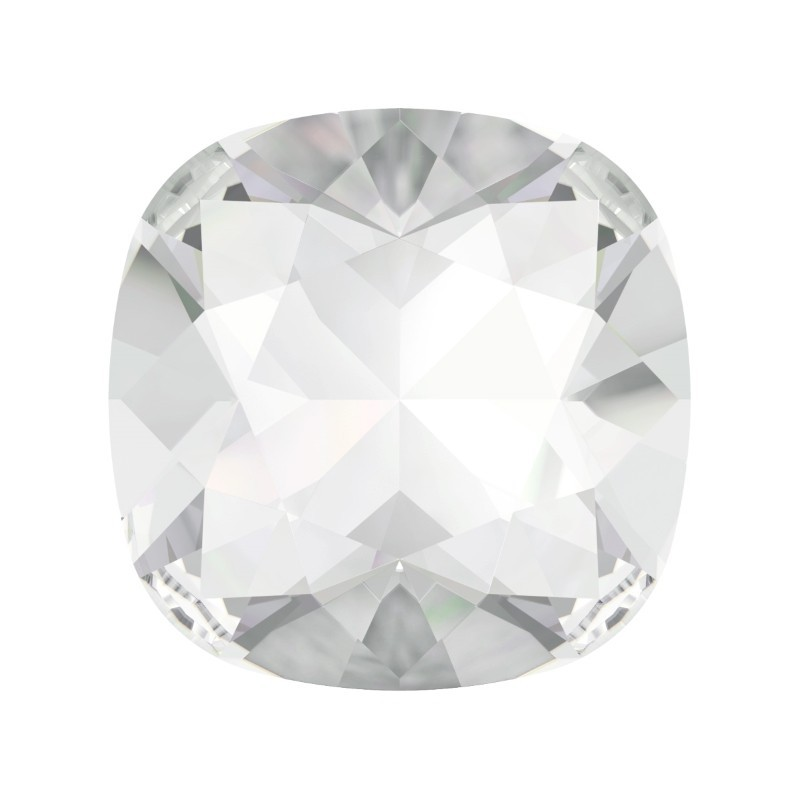 10mm 4470 Crystal F (001) Cushion Square Fancy Stone Swarovski Elements