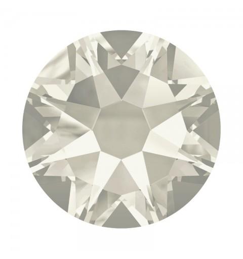 2088 SS20 Crystal Silver Shade F (001 SSHA) XIRIUS Rose SWAROVSKI ELEMENTS