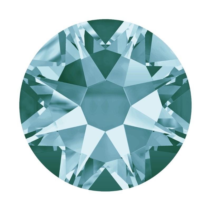 2088 SS20 Light Turquoise F (263) XIRIUS Rose SWAROVSKI ELEMENTS