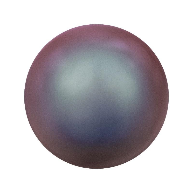 3MM Scarabaeus Green Kristall Ümmargune Pärl (001 946) 5810 SWAROVSKI ELEMENTS