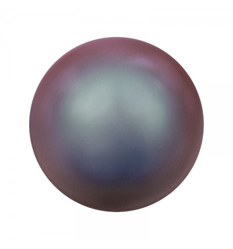 3MM Iridescent Red Kristall Ümmargune Pärl (001 947) 5810 SWAROVSKI ELEMENTS