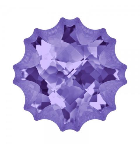 22mm Tanzanite F (539) Meduus Ehete Kristall 4195 Swarovski Elements