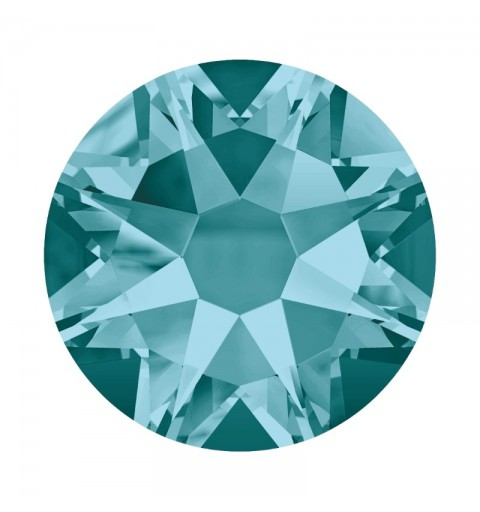 2088 SS16 Blue Zircon F (229) XIRIUS Rose SWAROVSKI ELEMENTS