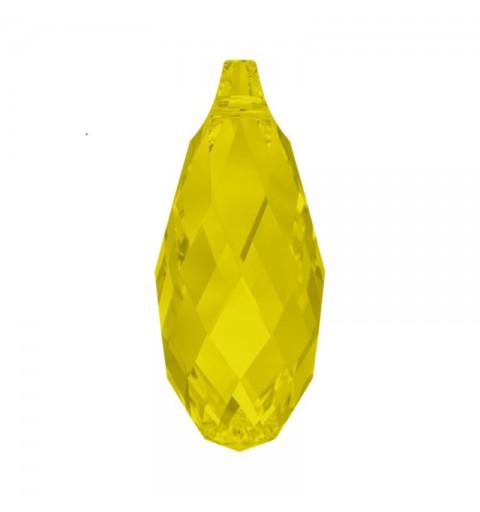 13x6.5MM Жёлтый Опал (231) Briolette Подвески 6010 SWAROVSKI ELEMENTS