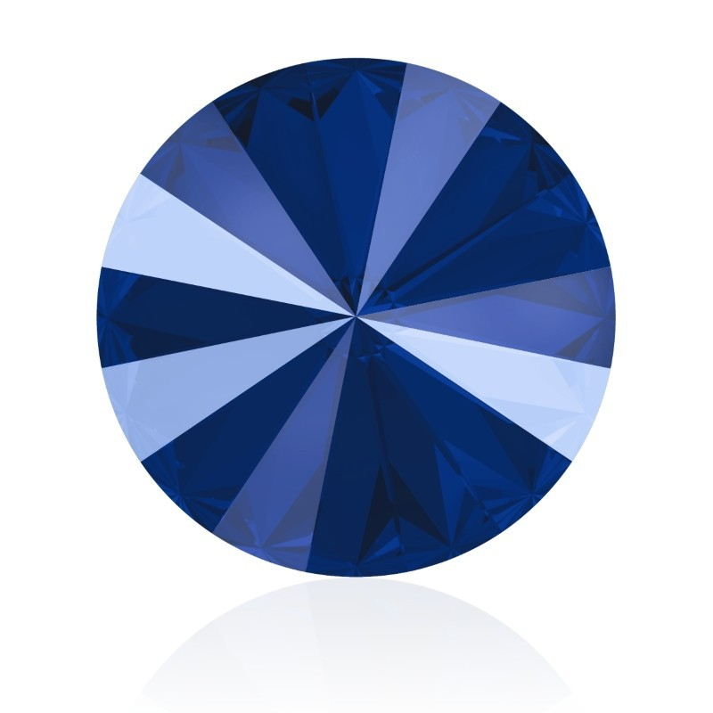 12MM Crystal Royal Blue (001 L110S) 1122 Rivoli SWAROVSKI ELEMENTS