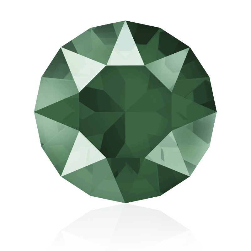 SS39 (~8.25mm) Crystal Royal Green (001 L109S) 1088 XIRIUS Chaton SWAROVSKI ELEMENTS