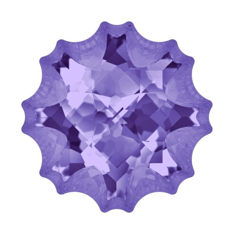 22mm Crystal Silver Night (001 SINI) Jelly Fish Fancy Stone 4195 Swarovski Elements