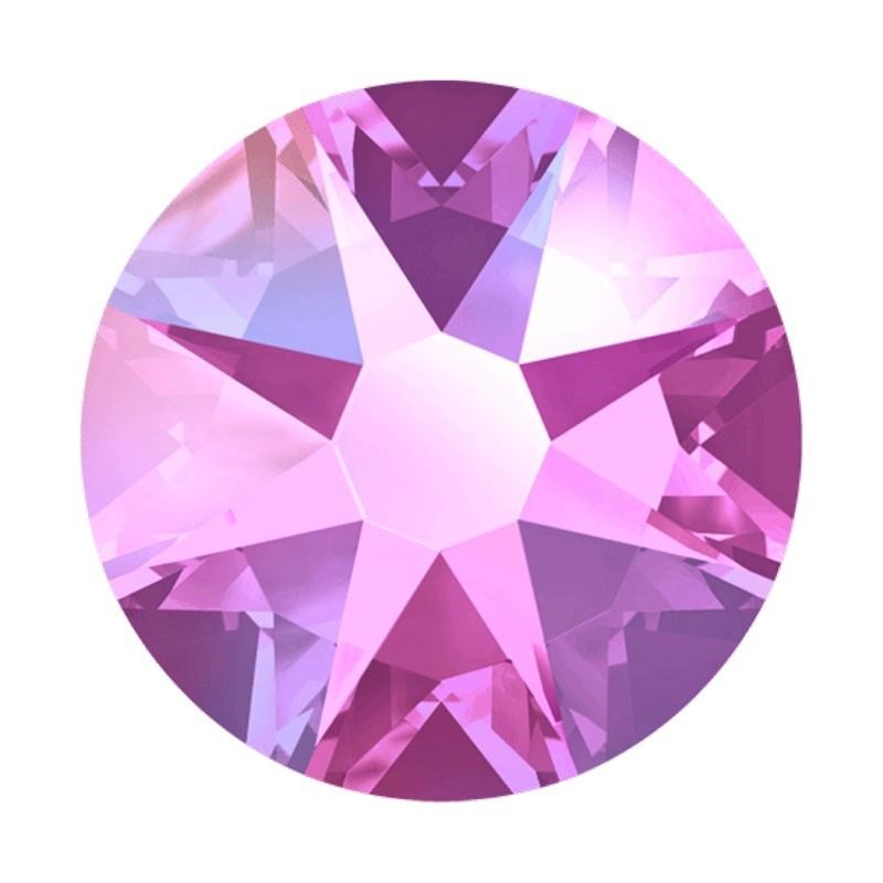 2058/2028 SS20 Indian Pink AB F (289 AB) SWAROVSKI ELEMENTS