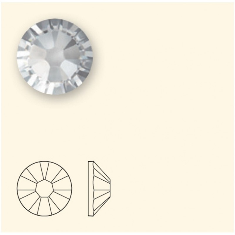 2058/2028 SS5 Light Peach AB F (362 AB) SWAROVSKI ELEMENTS