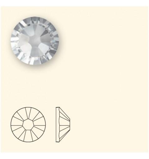 2058/2028 SS5 Light Rose F (223) SWAROVSKI ELEMENTS