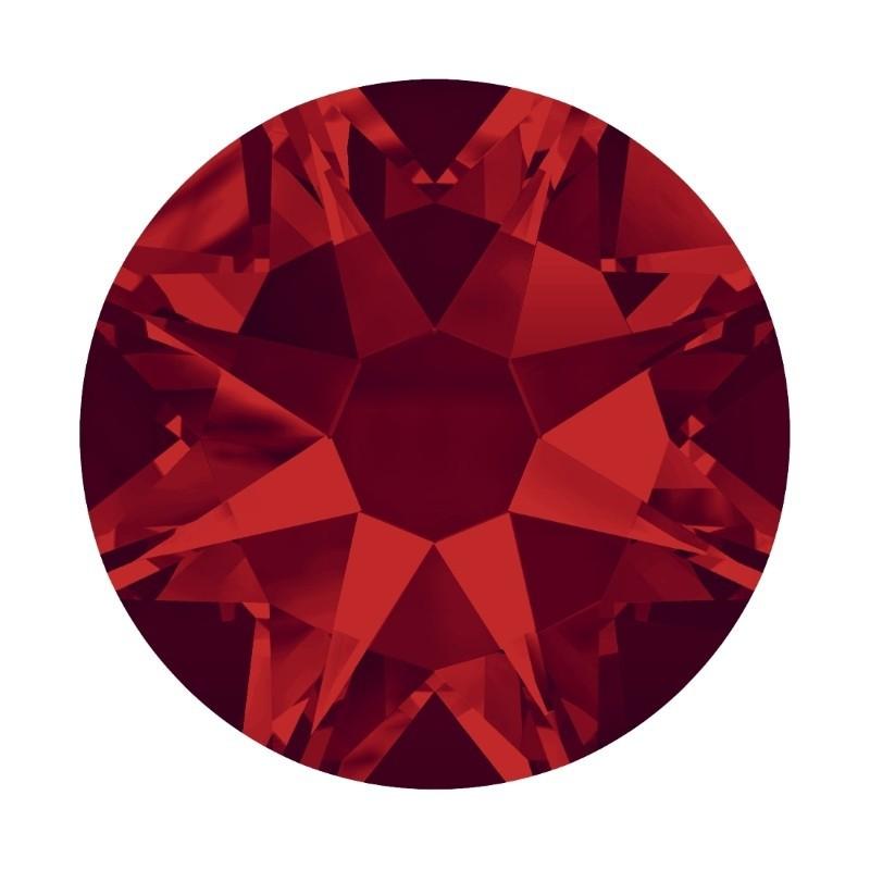 2088 SS16 Light Siam F (227) XIRIUS Rose SWAROVSKI ELEMENTS
