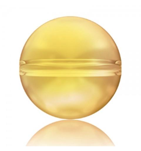 8MM Crystal Metallic Sunshine (001 METSH) 5028/4 Crystal Globe Bead SWAROVSKI ELEMENTS