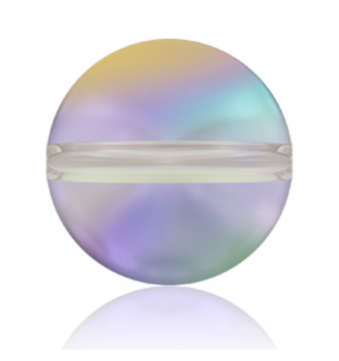 10MM Crystal Paradise Shine (001 PARSH) 5028/4 Crystal Globe Bead SWAROVSKI ELEMENTS