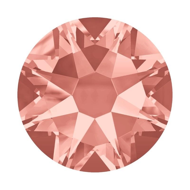 2088 SS20 Rose Peach F (262) XIRIUS Rose SWAROVSKI ELEMENTS