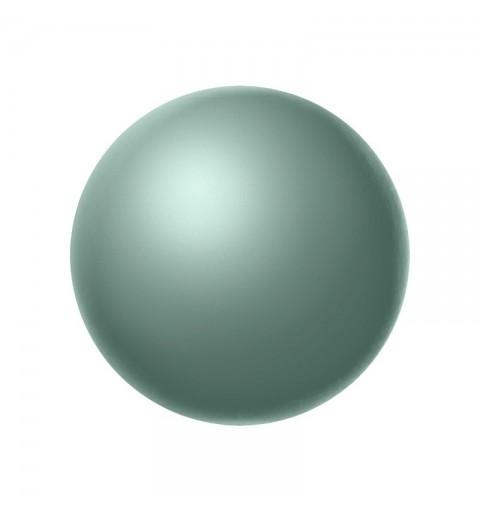 4MM Sage (72597) Nacre Pearl round Preciosa