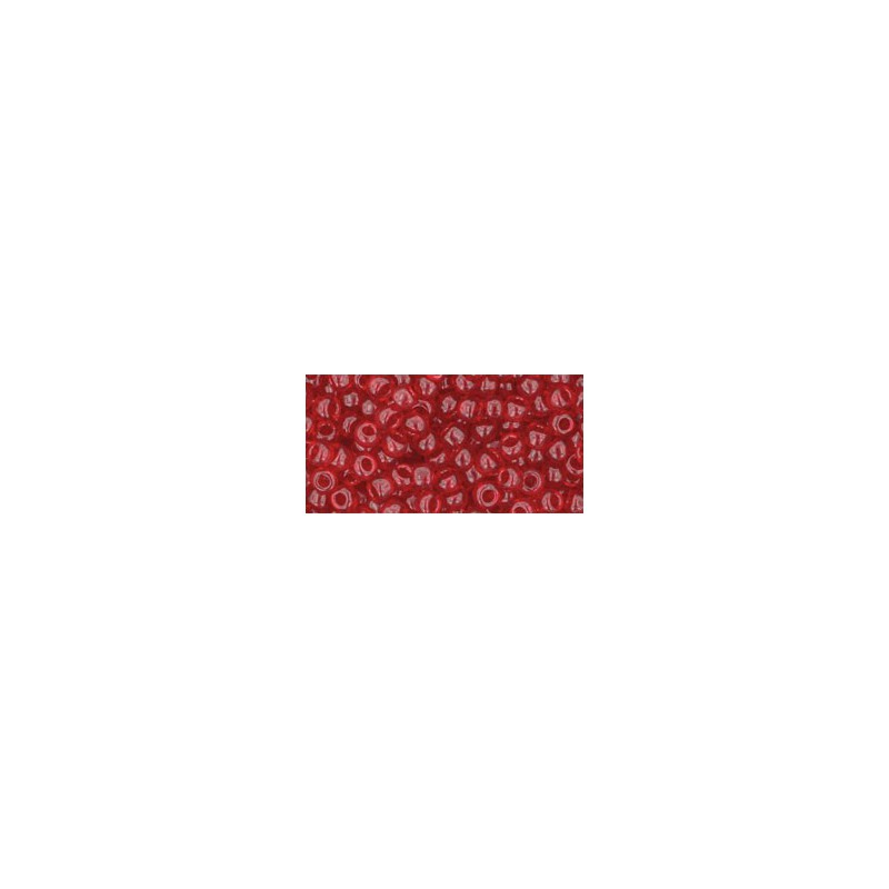 TR-08-5C Transparent Ruby TOHO SEED BEADS