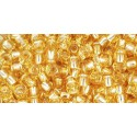 TR-08-8 Transparent Cobalt TOHO SEED BEADS