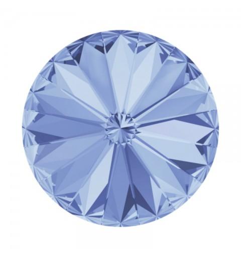14MM Light Sapphire F (211) 1122 Rivoli SWAROVSKI ELEMENTS
