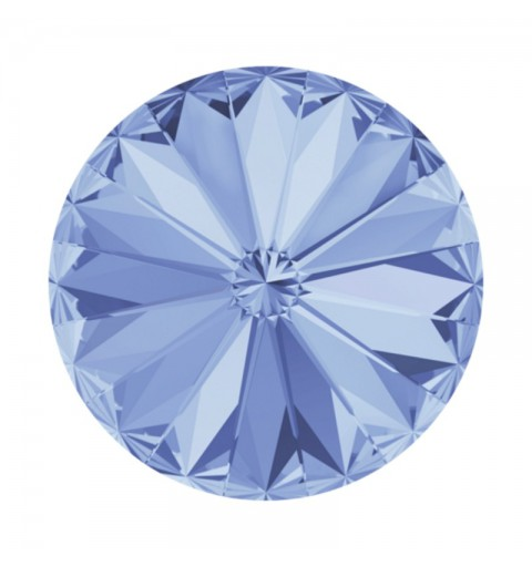 SS39 (~8.25mm) Light Sapphire F (211) 1122 Rivoli Chaton SWAROVSKI ELEMENTS