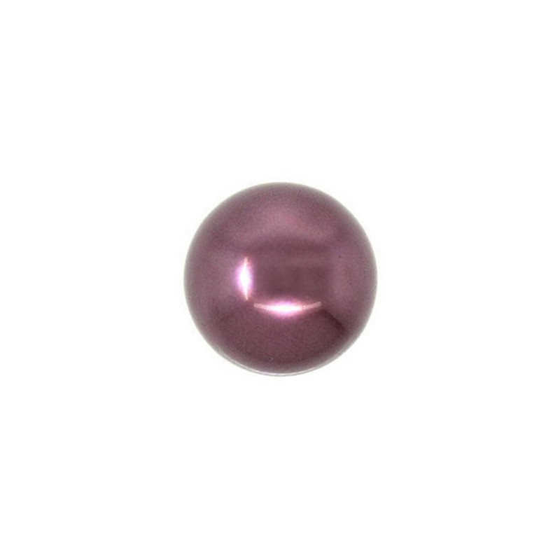 10MM Crystal Burgundy Pearl (001 301) 5810 SWAROVSKI ELEMENTS