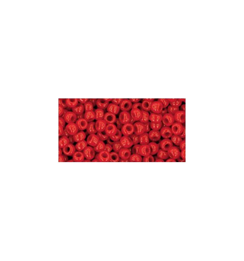 TR-08-45 Opaque Pepper Red TOHO SEED BEADS