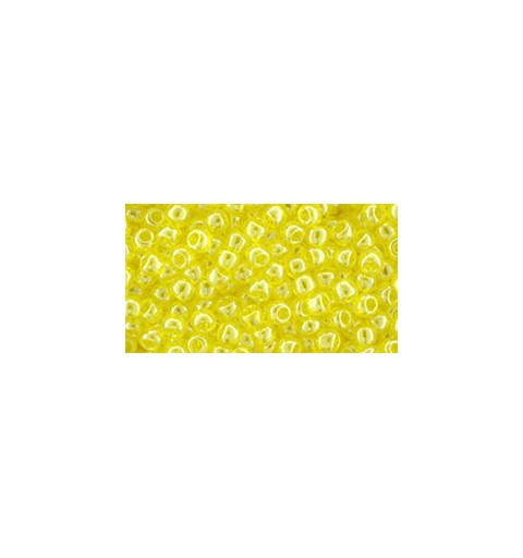 TR-08-102 Wild Yellow Rose TOHO SEED BEADS