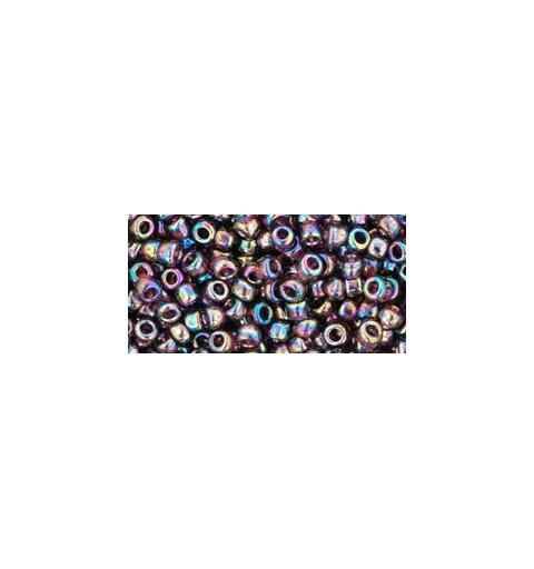 TR-08-166C Transparent-Rainbow Amethyst TOHO SEEMNEHELMEID