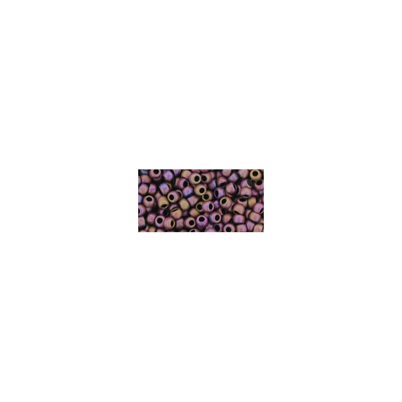 TR-08-617 Matte-Color Dark Olive TOHO SEED BEADS