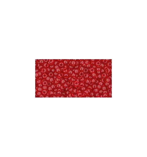 TR-11-5C Transparent Ruby TOHO Seed Beads