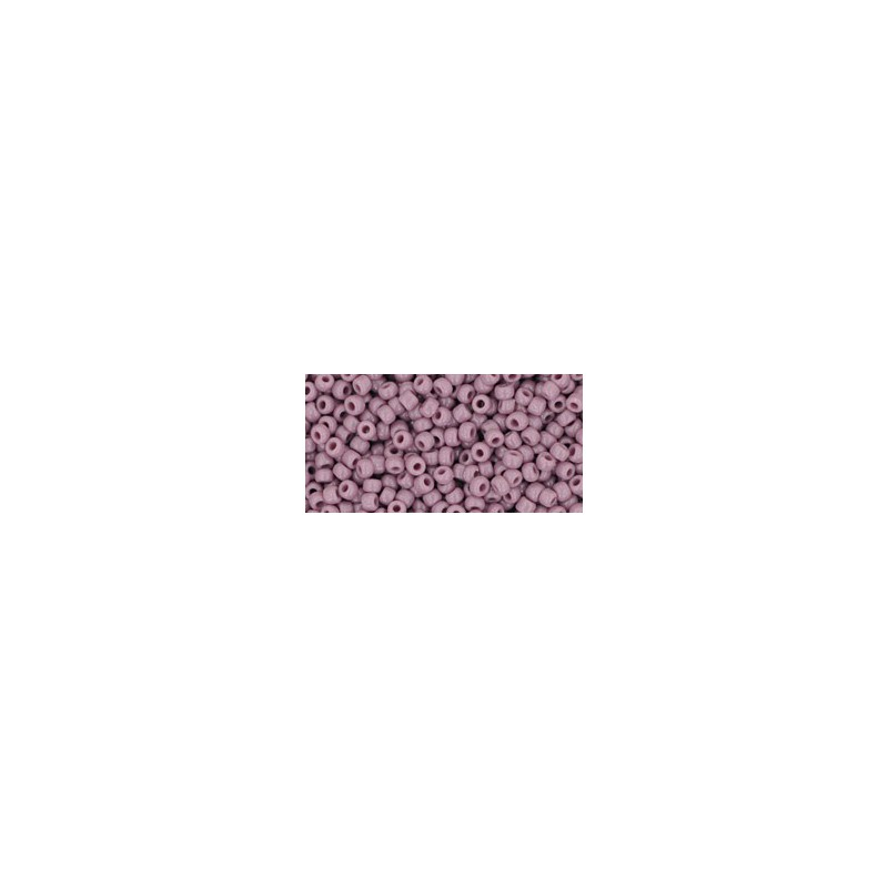 TR-11-45 Opaque Pepper Red TOHO Seed Beads