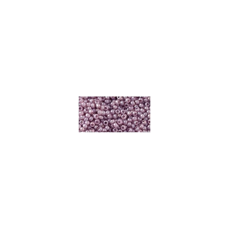 TR-11-151 Ceylon Grape Mist TOHO Seed Beads
