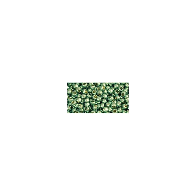 TR-11-156 Ceylon Jade TOHO Seed Beads