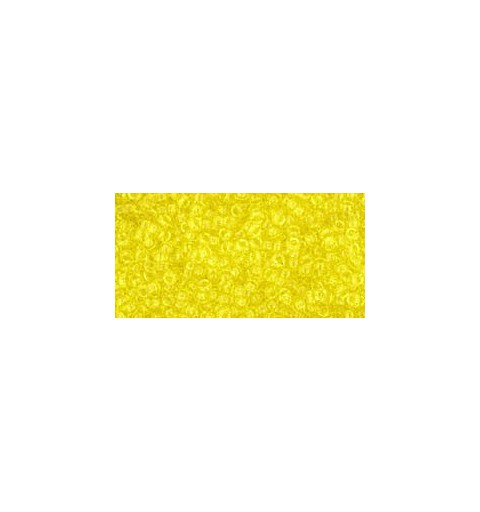 TR-15-12 Transparent Lemon TOHO Seed Beads