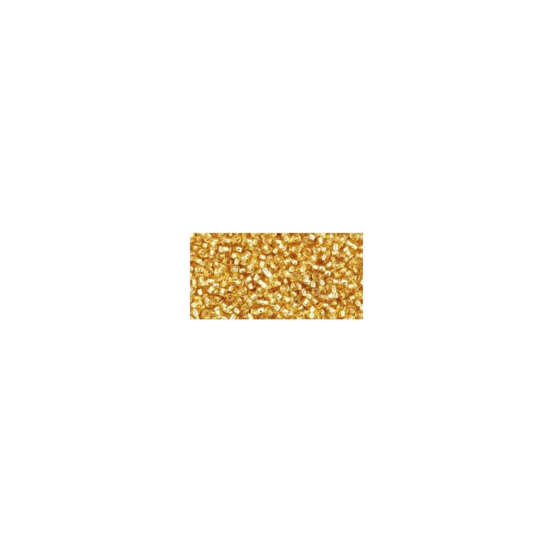 TR-15-12 Transparent Lemon TOHO Seed Beads
