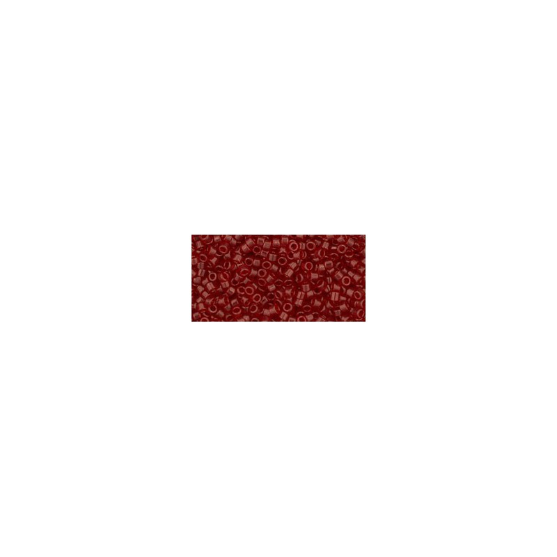 TT-01-5C Transparent Ruby TOHO Treasures Seed Beads