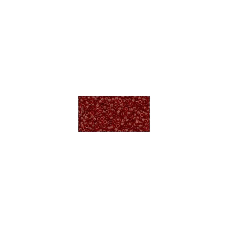 TT-01-5C Transparent Ruby ТОХО Трэжерс Бисер