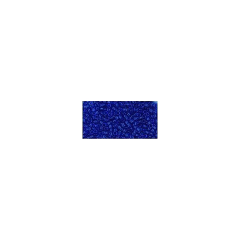 TT-01-8 Transparent Cobalt TOHO Treasures Seemnehelmed