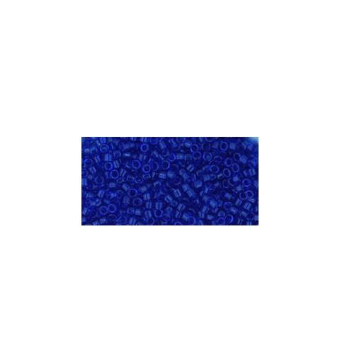 TT-01-8 Transparent Cobalt TOHO Treasures Seed Beads
