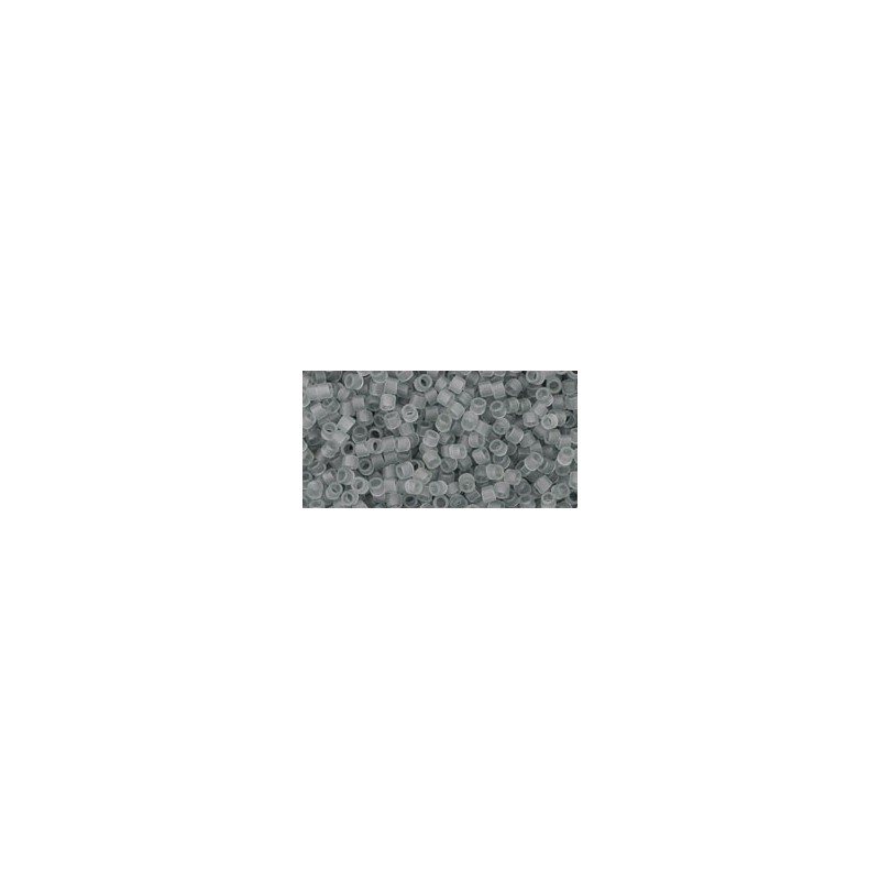 TT-01-9F Transparent-Frosted Light Gray TOHO Treasures Seemnehelmed