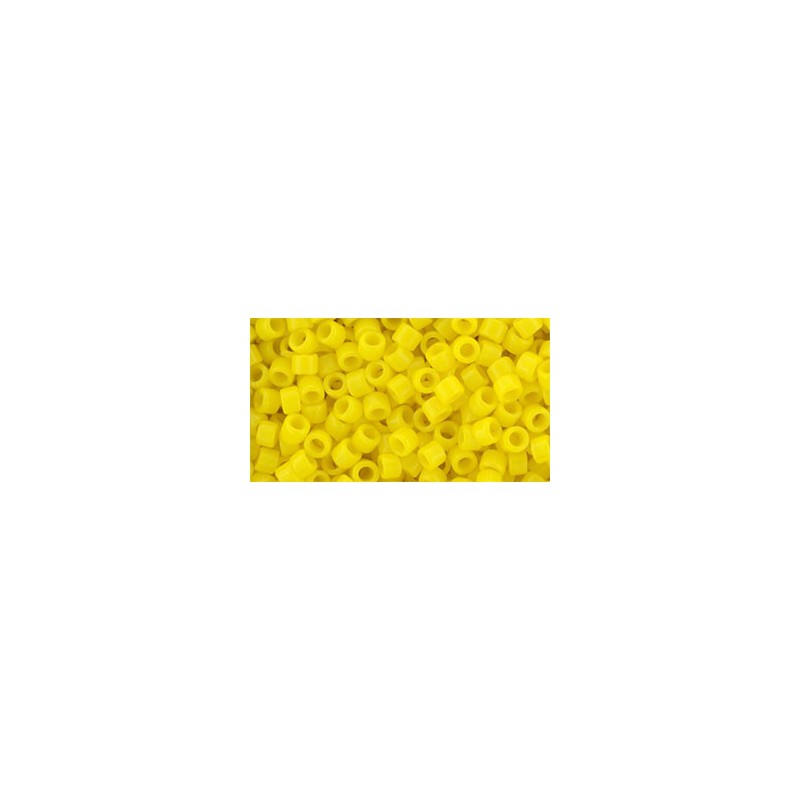 TT-01-42B Opaque Sunshine TOHO Treasures Seed Beads