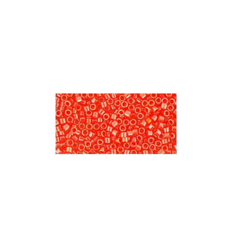TT-01-129 Opaque-Lustered Pumpkin TOHO Treasures Seed Beads