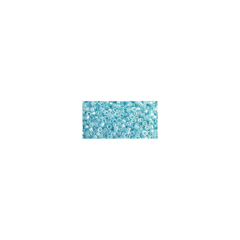 TT-01-143 Ceylon Aqua TOHO Treasures Seemnehelmed