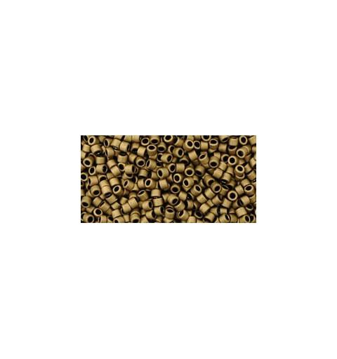 TT-01-702 Matte-Color Dark Copper TOHO Treasures Seed Beads